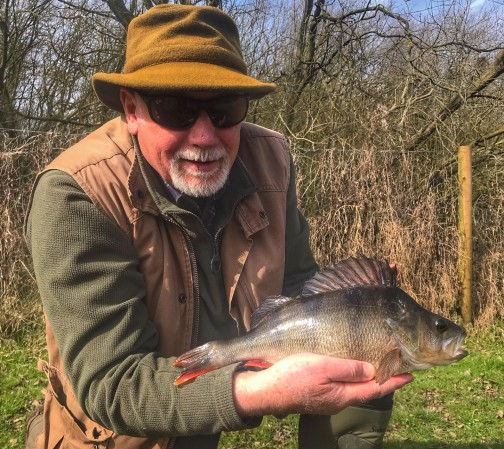 rocklands mere fishery perch norfolk